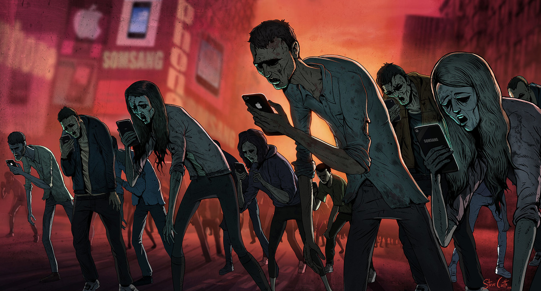 Steve Cutts - Home